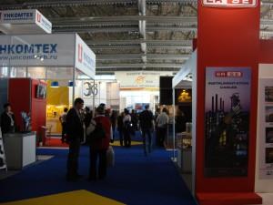 Репортаж о выставке Cabex 2010. Хроники Cabex