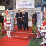 Репортаж о выставке Сabex 2005