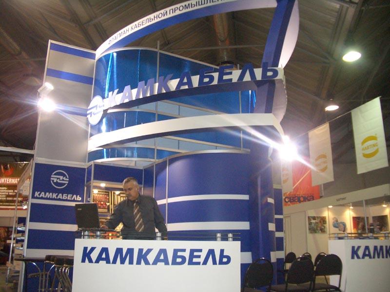 Репортаж о выставке Cabex 2006