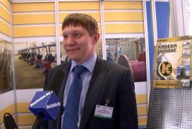 Cabex 2014. Интервью с Владимиром Чугуновым, ЗАО «Самарская кабельная компания»
