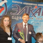 Cabex 2008. Музей истории выставки Cabex Chronicles. Ruscable.Ru.