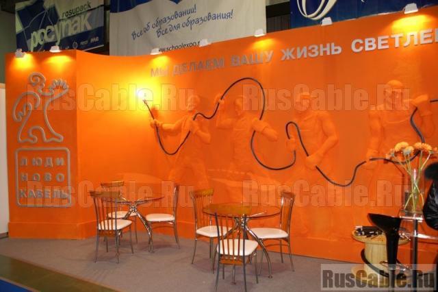 Репортаж о выставке Cabex 2008. Хроники Cabex