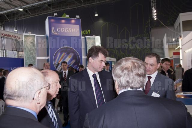Cabex 2011. Музей истории выставки Cabex Chronicles. Ruscable.Ru.