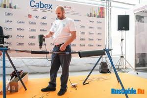 Экспозиция Cabex 2018