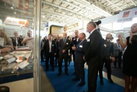 Выставка Cabex 2016 начала свою работу