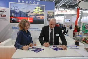 Юлия Малиина и Александр Гусев