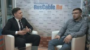 Интервью с С.В. Брехером в рамках Cabex 2018