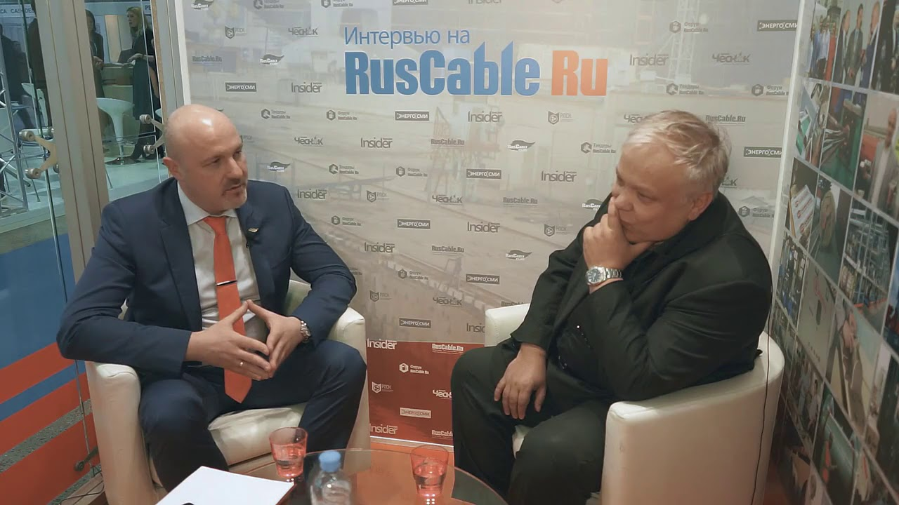 Интервью с И.С. Шайнога в рамках Cabex 2018