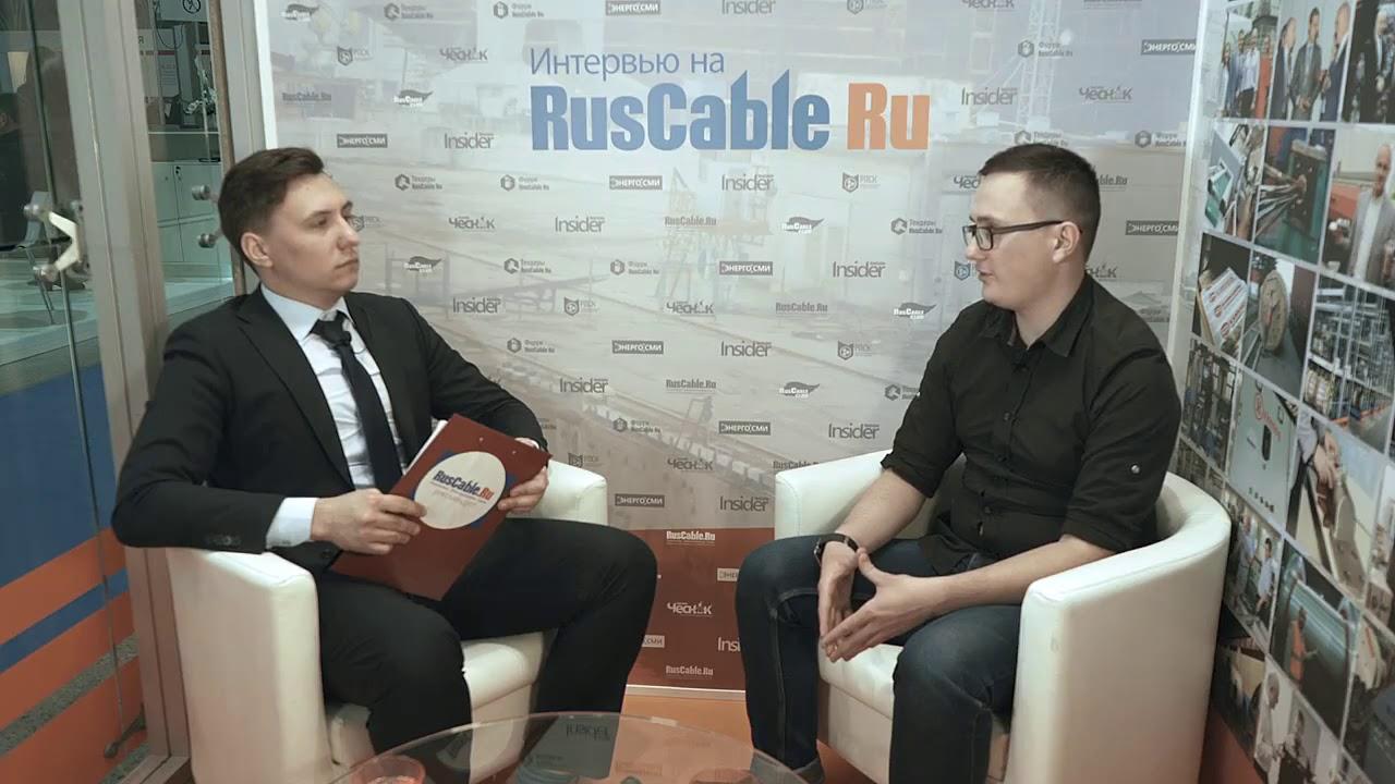 Интервью с Сергеем Кузьминовым в рамках Cabex 2018