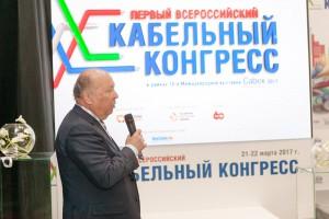 Первый Всероссийский кабельный конгресс (2017 год)