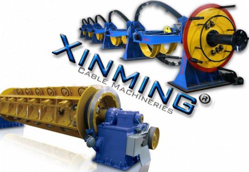 Завод Xinming на выставке кабельной промышленности CABEX 2020