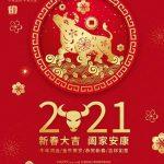 Компания Xinming готовится к китайскому Новому году и выставке Cabex